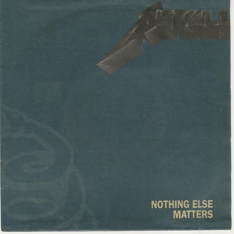 "METALLICA ""Nothing else matters"""