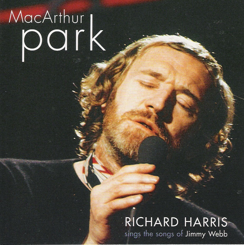 "RICHARD HARRIS ""Mac Arthur park"""