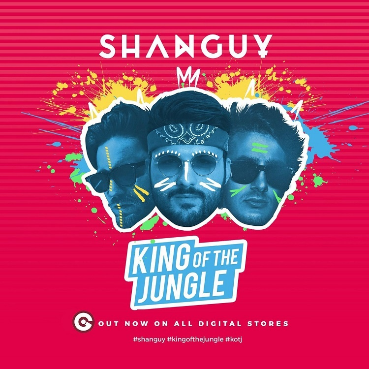 "Shanguy - ""King of the jungle"""